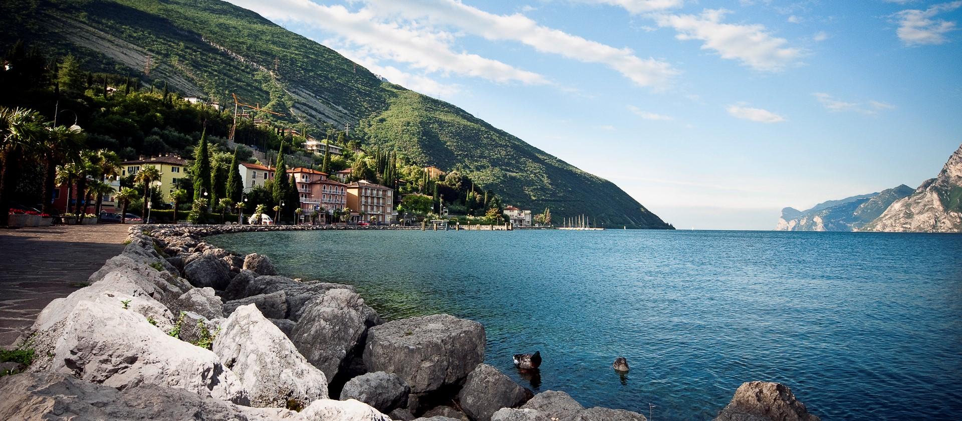 Urlaub In Torbole Nago Entdecke Den Gardasee